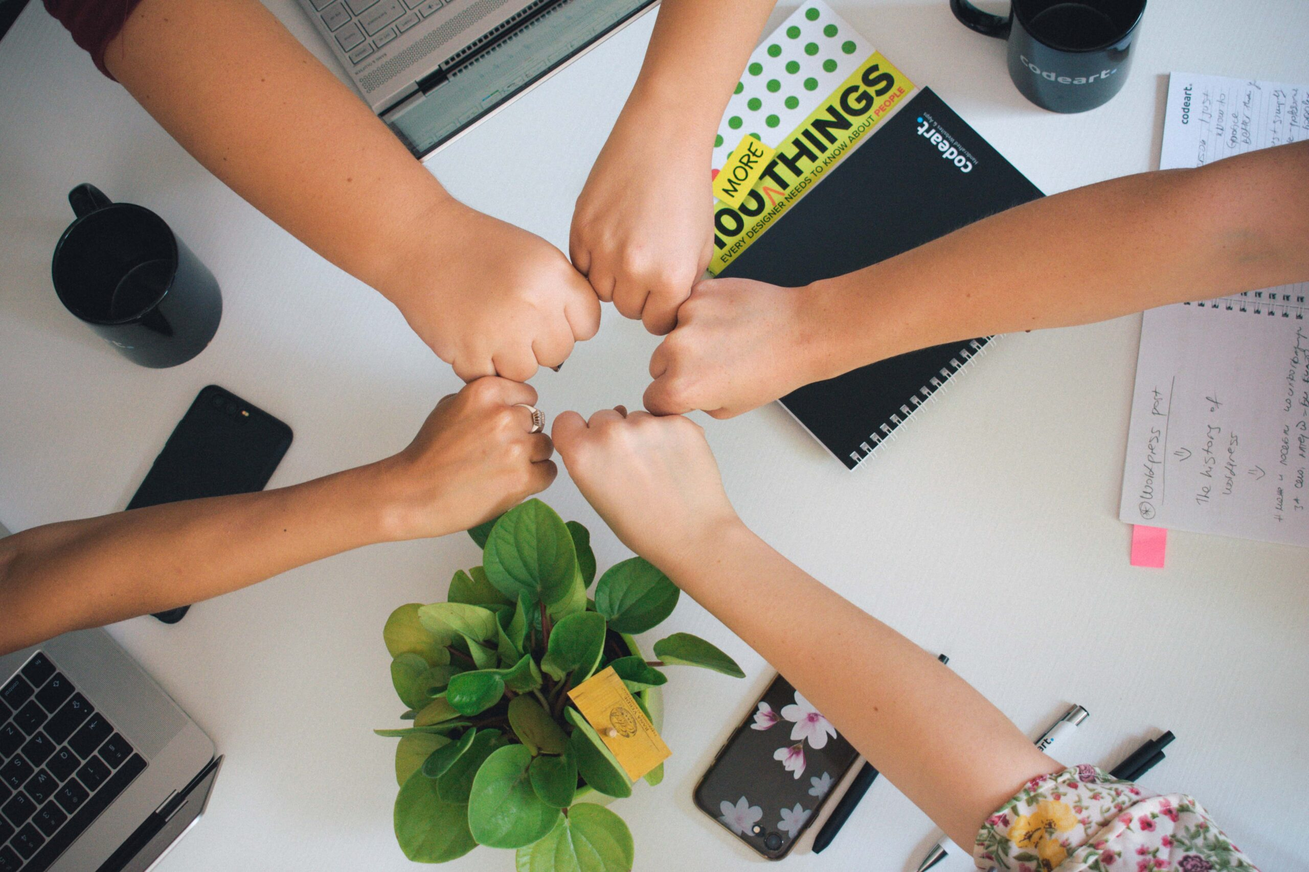 Leadership and collaboration at the workplace